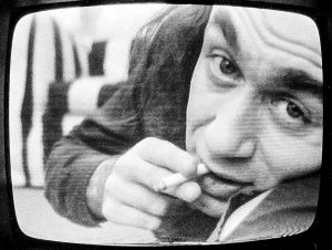 Vito Acconci Theme Song Video Perfomance 1973 Xibt Contemporary Art Mag