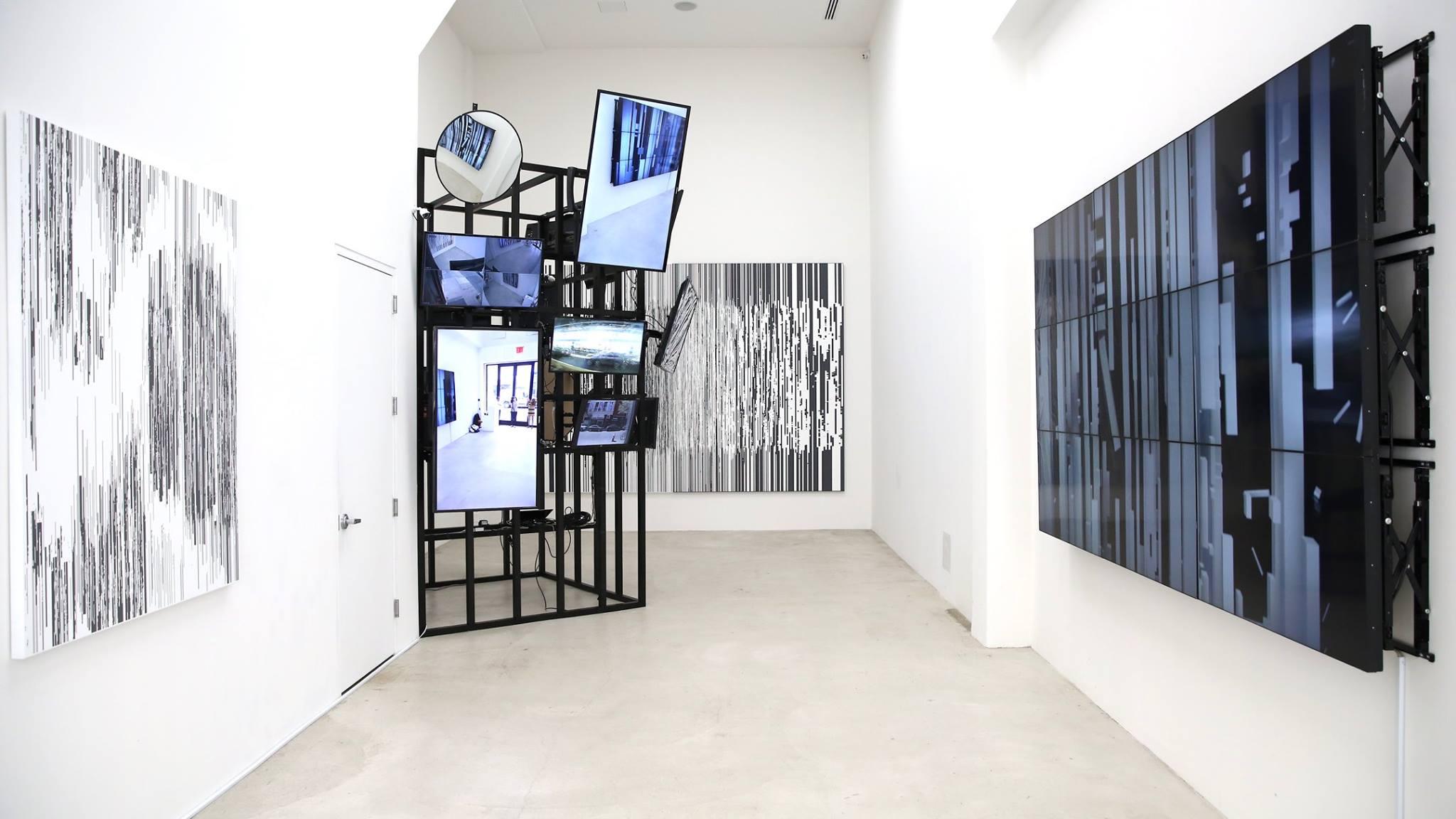 J Park Trajectory At Shin Gallery New York