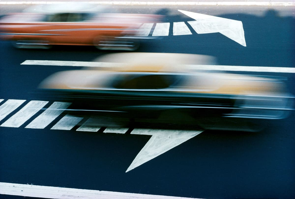 ERNST HAAS: The great pioneer of colour photography