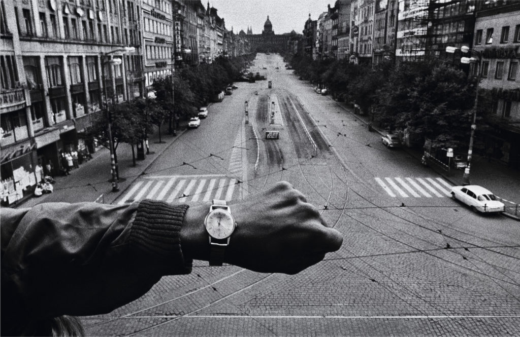 Joseph Koudelka and photography as a testimony