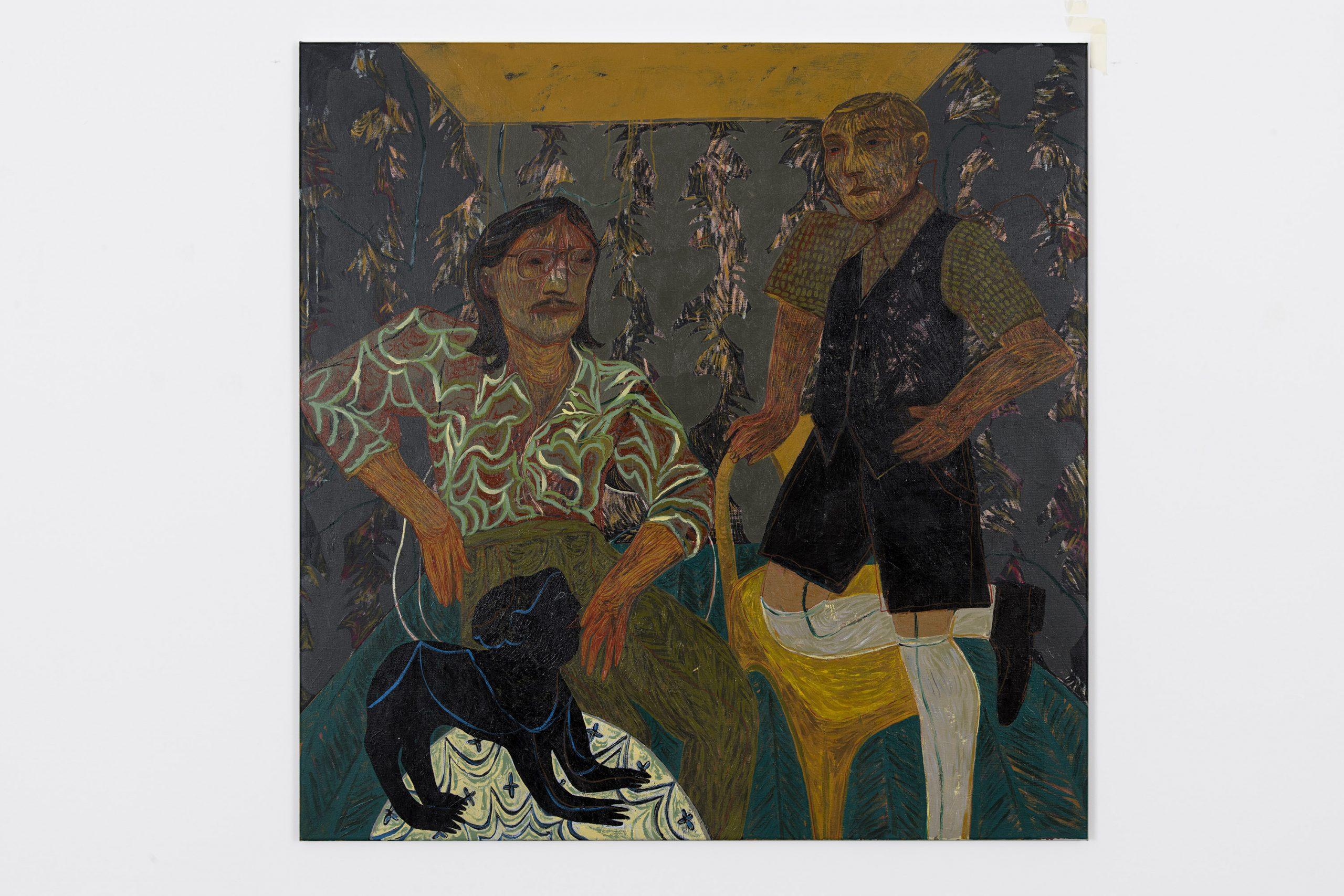 Rusudan Khizanishvili Let The Dogs Out Xibt Contemporary Art Mag